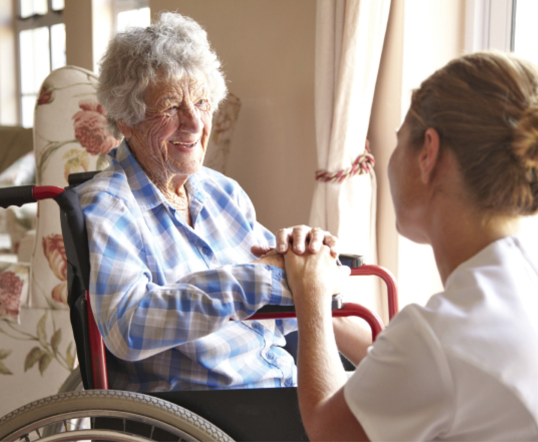 Nursing older adults with mental health problems