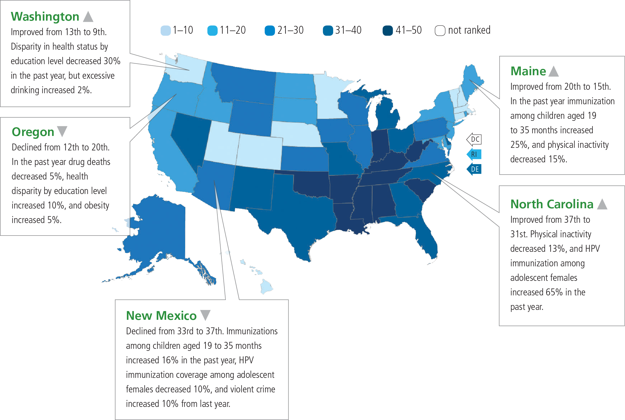 Explore Infant Mortality In The United States Annual Report - Infant mortality map us